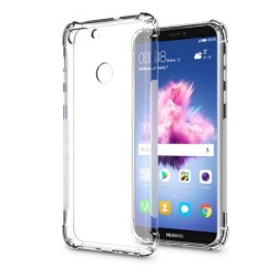 Funda Gel Tpu Anti-Shock Transparente para Huawei P Smart
