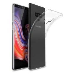 Funda Gel Tpu Fina Ultra-Thin 0,5mm Transparente para Samsung Galaxy Note 9