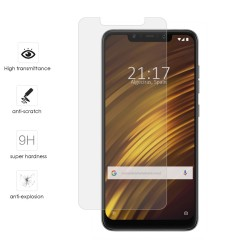 Protector Cristal Templado para Xiaomi Pocophone F1 Vidrio