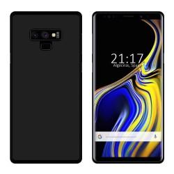 Funda Gel Tpu para Samsung Galaxy Note 9 Color Negra