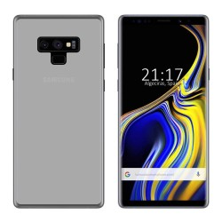 Funda Gel Tpu para Samsung Galaxy Note 9 Color Transparente