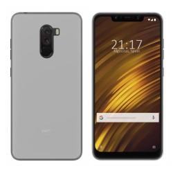 Funda Gel Tpu para Xiaomi Pocophone F1 Color Transparente
