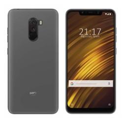 Funda Gel Tpu Fina Ultra-Thin 0,5mm Transparente para Xiaomi Pocophone F1