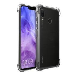 Funda Gel Tpu Anti-Shock Transparente para Huawei P Smart Plus