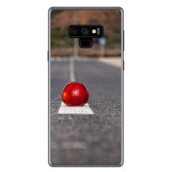 Funda Gel Tpu para Samsung Galaxy Note 9 Diseño Apple Dibujos
