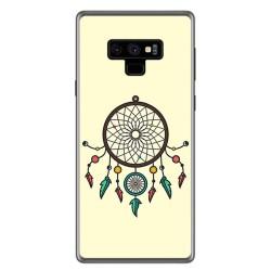 Funda Gel Tpu para Samsung Galaxy Note 9 Diseño Atrapasueños Dibujos