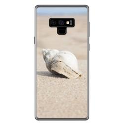 Funda Gel Tpu para Samsung Galaxy Note 9 Diseño Concha Dibujos