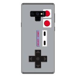 Funda Gel Tpu para Samsung Galaxy Note 9 Diseño Consola Dibujos