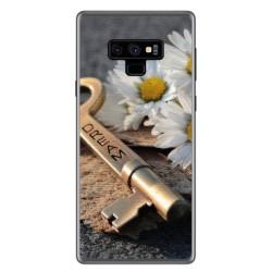 Funda Gel Tpu para Samsung Galaxy Note 9 Diseño Dream Dibujos