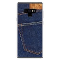 Funda Gel Tpu para Samsung Galaxy Note 9 Diseño Vaquero Dibujos