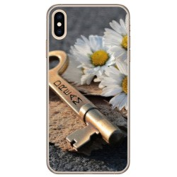 Funda Gel Tpu para Iphone XS Max Diseño Dream Dibujos