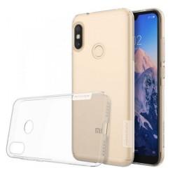 Funda Gel Tpu Nillkin Nature para Xiaomi Redmi 6 Pro / Mi A2 Lite Color Transparente