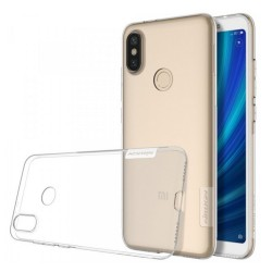 Funda Gel Tpu Nillkin Nature para Xiaomi Mi 6X / Mi A2 Color Transparente