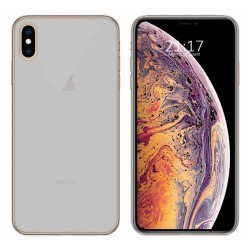Funda Gel Tpu para Iphone XS Max Color Transparente