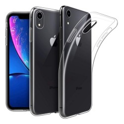Funda Gel Tpu Fina Ultra-Thin 0,5mm Transparente para Iphone Xr