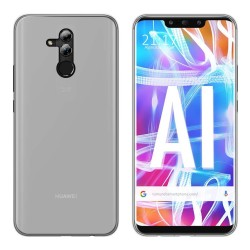 Funda Gel Tpu para Huawei Mate 20 Lite Color Transparente