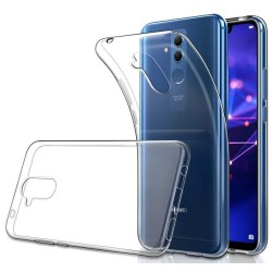 Funda Gel Tpu Fina Ultra-Thin 0,5mm Transparente para Huawei Mate 20 Lite