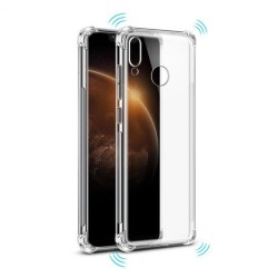 Funda Gel Tpu Anti-Shock Transparente para Huawei Honor Play