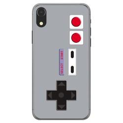 Funda Gel Tpu para Iphone XR Diseño Consola Dibujos