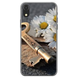Funda Gel Tpu para Iphone XR Diseño Dream Dibujos