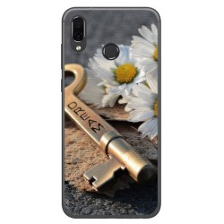 Funda Gel Tpu para Huawei Honor Play Diseño Dream Dibujos