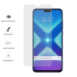 Protector Cristal Templado para Huawei Honor 8X Vidrio