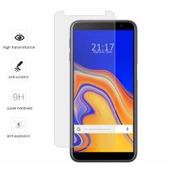 Protector Cristal Templado para Samsung Galaxy J6+ Plus Vidrio