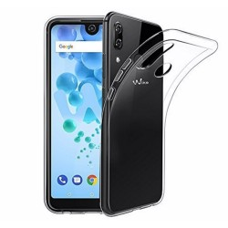 Funda Gel Tpu Fina Ultra-Thin 0,5mm Transparente para Wiko View2 Pro