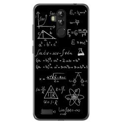 Funda Gel Tpu para Leagoo M9 Pro Diseño Formulas Dibujos