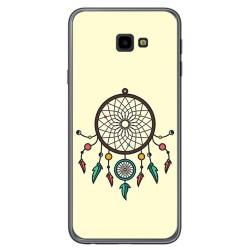 Funda Gel Tpu para Samsung Galaxy J4+ Plus Diseño Atrapasueños Dibujos