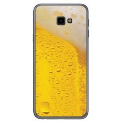 Funda Gel Tpu para Samsung Galaxy J4+ Plus Diseño Cerveza Dibujos