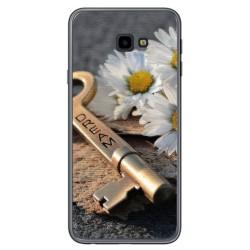 Funda Gel Tpu para Samsung Galaxy J4+ Plus Diseño Dream Dibujos