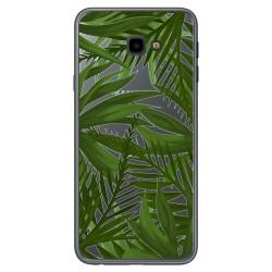 Funda Gel Transparente para Samsung Galaxy J4+ Plus Diseño Jungla Dibujos