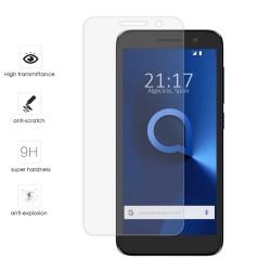 Protector Cristal Templado para Alcatel 1 / Orange Rise 54 / Vodafone Smart E9 Vidrio