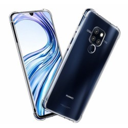 Funda Gel Tpu Anti-Shock Transparente para Huawei Mate 20