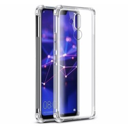 Funda Gel Tpu Anti-Shock Transparente para Huawei Mate 20 Lite