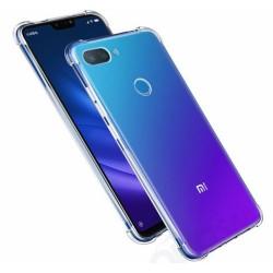 Funda Gel Tpu Anti-Shock Transparente para Xiaomi Mi 8 Lite