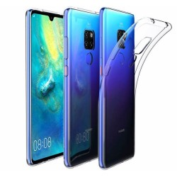 Funda Gel Tpu Fina Ultra-Thin 0,5mm Transparente para Huawei Mate 20