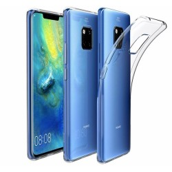 Funda Gel Tpu Fina Ultra-Thin 0,5mm Transparente para Huawei Mate 20 Pro