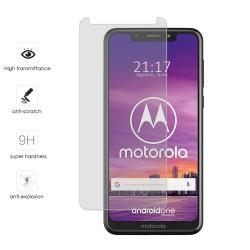Protector Cristal Templado para Motorola One Vidrio