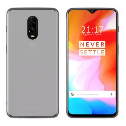 Funda Gel Tpu para Oneplus 6T Color Transparente