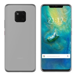 Funda Gel Tpu para Huawei Mate 20 Pro Color Transparente