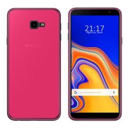 Funda Gel Tpu para Samsung Galaxy J4+ Plus Color Rosa