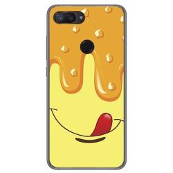 Funda Gel Tpu para Xiaomi Mi 8 Lite Diseño Helado Vainilla Dibujos