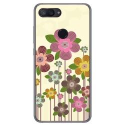 Funda Gel Tpu para Xiaomi Mi 8 Lite Diseño Primavera En Flor Dibujos