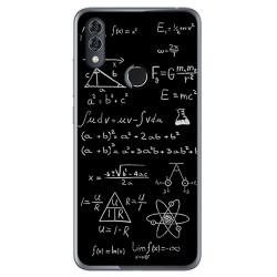 Funda Gel Tpu para Alcatel 5V Diseño Formulas Dibujos