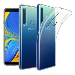 Funda Gel Tpu Fina Ultra-Thin 0,5mm Transparente para Samsung Galaxy A9 (2018)
