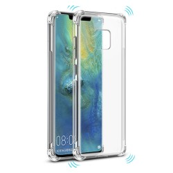 Funda Gel Tpu Anti-Shock Transparente para Huawei Mate 20 Pro