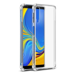 Funda Gel Tpu Anti-Shock Transparente para Samsung Galaxy A9 (2018)