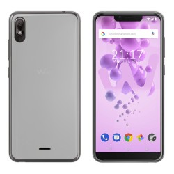 Funda Gel Tpu para Wiko View2 Go Color Transparente